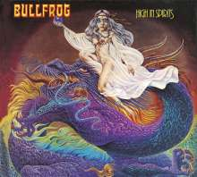 Bullfrog       (Krautrock): High In Spirits, CD