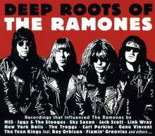 Deep Roots Of The Ramones, CD