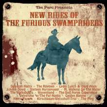 New Rides Of The Furious Swampriders, CD