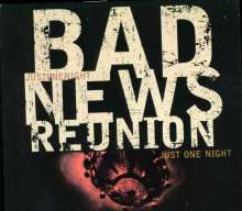 Bad News Reunion: Just One Night (Live), CD