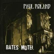 Paul Roland: Bates Motel, CD