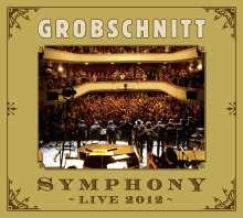 Grobschnitt: Symphony (Live 2012), CD