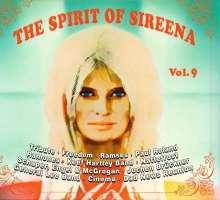 The Spirit Of Sireena Vol.9, CD