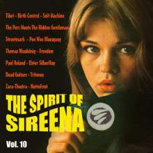 The Spirit Of Sireena Vol.10, CD