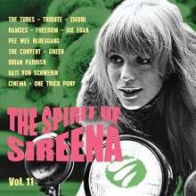 The Spirit Of Sireena Vol.11, CD