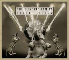The Electric Family: Terra Circus, CD