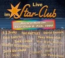 Live Im Star-Club 1980, CD