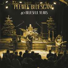 Pee Wee Bluesgang: 40 Bluesful Years, CD