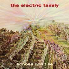 The Electric Family: Echoes Don't Lie, CD