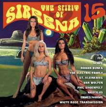 Spirit Of Sireena Vol. 15, CD