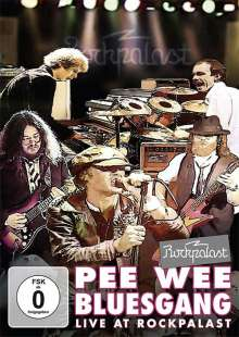 Pee Wee Bluesgang: Live At Rockpalast 1981, DVD