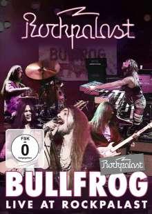 Bullfrog       (Krautrock): Live At Rockpalast: Westfalenhalle Dortmund 1978, DVD