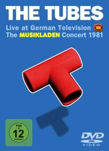 The Tubes: The Musikladen Concert 1981, DVD