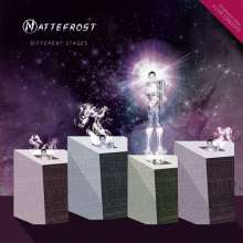 Nattefrost: Different Stages (180g) (Limited-Edition) (Clear Vinyl), LP