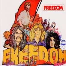 Freedom: Freedom (Limited-Edition) (White Vinyl), LP