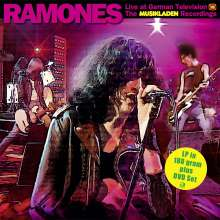 Ramones: The Musikladen Recordings 1978 - Live At German Television (180g), LP