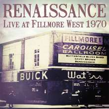 Renaissance: Live At Fillmore West 1970 (180g) (Limited-Edition), LP