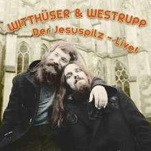 Witthüser & Westrupp: Der Jesuspilz: Live, LP