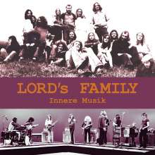 """Lord's Family: Innere Musik (Limited-Edition) (Colored Vinyl), Single 10"""""""