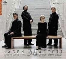 Hagen Quartett - 30, SACD