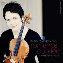 Tabea Zimmermann - Romance oubliee, Super Audio CD