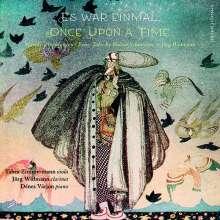 Jörg Widmann,Tabea Zimmermann & Denes Varjon - Es war einmal (Märchenerzählungen), CD