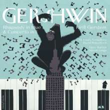 George Gershwin (1898-1937): Rhapsody in Blue (Jazzband-Version), CD