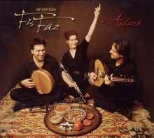 Ensemble FisFüz: Ashure, CD