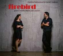Marina Baranova: Firebird: Piano Meets World Percussion, CD