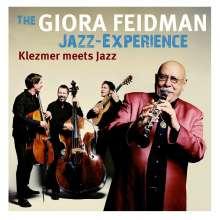 Giora Feidman (geb. 1936): Klezmer Meets Jazz, CD