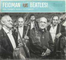 Giora Feidman (geb. 1936): Feidman Plays Beatles!, CD
