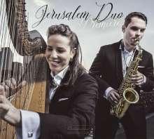 Jerusalem Duo: Premiere, CD