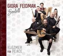 Giora Feidman (geb. 1936): Klezmer For Peace, CD