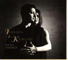 "Yordanova & Kyurkchiev - Piano Duo ""Synergy"", CD"