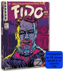 Fido (Blu-ray & DVD im Mediabook), 2 Blu-ray Discs