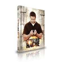 Gesetz der Rache (Blu-ray & DVD im Mediabook), 4 Blu-ray Discs