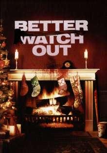 Better Watch Out (Blu-ray im Mediabook), 1 Blu-ray Disc und 1 CD