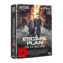 Escape Plan 3: The Extractors (Tape Edition) (Blu-ray), Blu-ray Disc