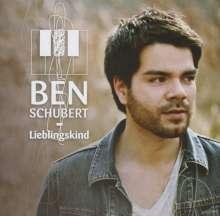 Ben Schubert: Lieblingskind, CD