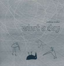 Andreas Müller: What A Day, CD