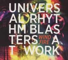 Universal Rhythm Blaster At Work: Windfire, CD