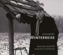 Franz Schubert (1797-1828): Winterreise, CD