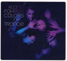 Klangfahrer: Colors Of Trance, CD
