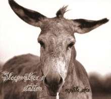 Sleepwalker's Station: Reptile Skin, CD