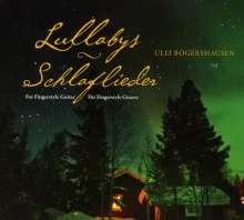 Ulli Bögershausen: Lullabys-Schlaflieder, CD