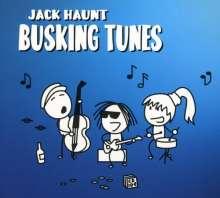 Jack Haunt: Busking Tunes, CD