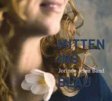Jorinde Jelen: Mitten ins Blau, CD