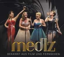 Medlz: Filmmusik: Bekannt aus Film und Fernsehen, 2 CDs