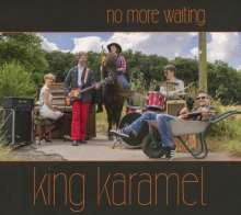 King Karamel: No More Waiting, CD
