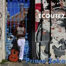 Prince Zeka: Ecoutez, CD